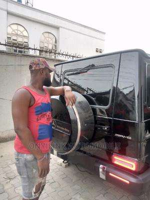 Mexcedez G Wagon | Automotive Services for sale in Lagos State, Mushin