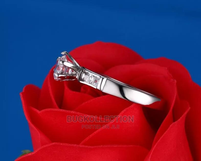 Sterling Silver Engagement Ring | Wedding Wear & Accessories for sale in Port-Harcourt, Rivers State, Nigeria