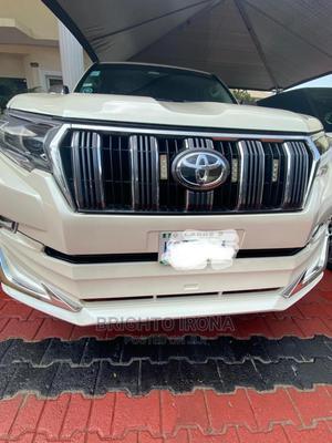 Toyota Land Cruiser Prado 2010 GXL White | Cars for sale in Lagos State, Ajah