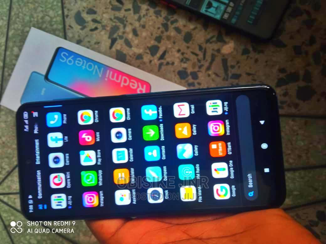 Archive: Xiaomi Redmi Note 9S 128 GB Blue