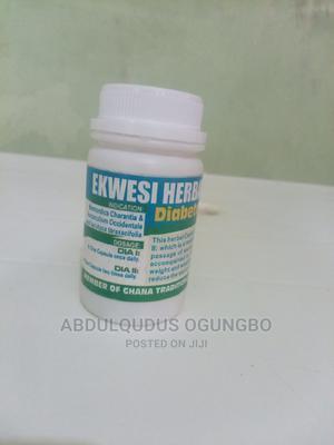 Ekwesi Herbal Capsule for Diabetes   Vitamins & Supplements for sale in Lagos State, Ikeja