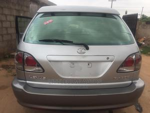 Lexus RX 2001 300 Silver   Cars for sale in Lagos State, Ifako-Ijaiye