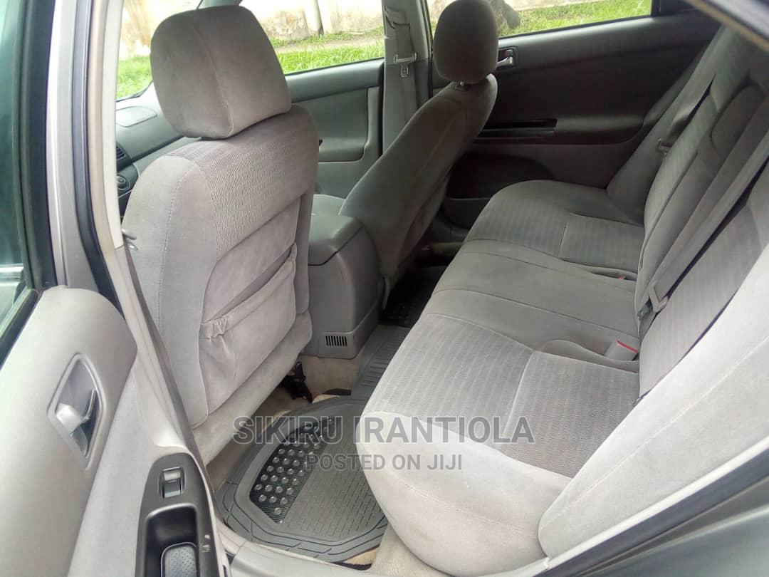 Toyota Camry 2005 2.4 WT-i Gray | Cars for sale in Victoria Island, Lagos State, Nigeria