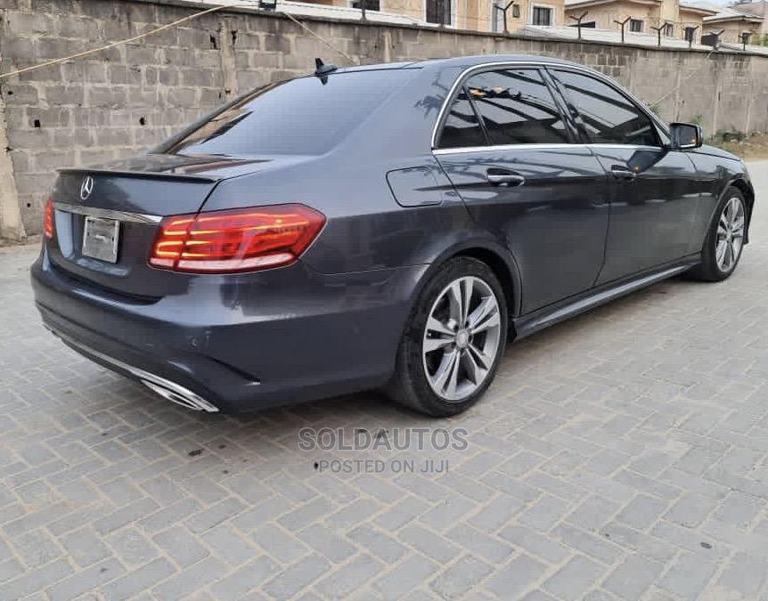 Mercedes-Benz E350 2015 Gray   Cars for sale in Lekki, Lagos State, Nigeria