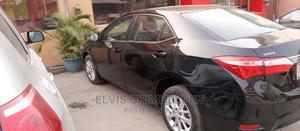 Toyota Corolla 2015 Black   Cars for sale in Lagos State, Yaba