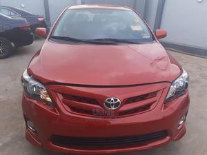 Toyota Corolla 2013 Orange   Cars for sale in Lagos State, Ikeja