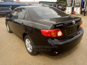 Toyota Corolla 2010 Black | Cars for sale in Lagos State, Alimosho