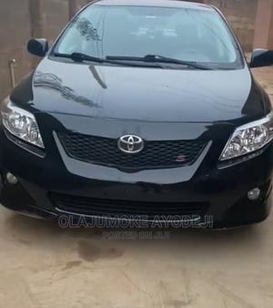 Toyota Corolla 2010 Black   Cars for sale in Kwara State, Ilorin East