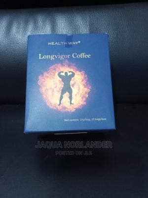 Longvigor Coffee, Stop Sexual Embarrassment at Once   Vitamins & Supplements for sale in Lagos State, Victoria Island