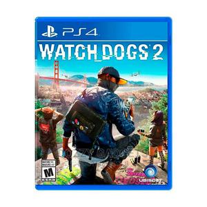 UBISOFT PS4 - Watch Dogs 2 - Playstation 4 | Video Games for sale in Lagos State, Ikeja