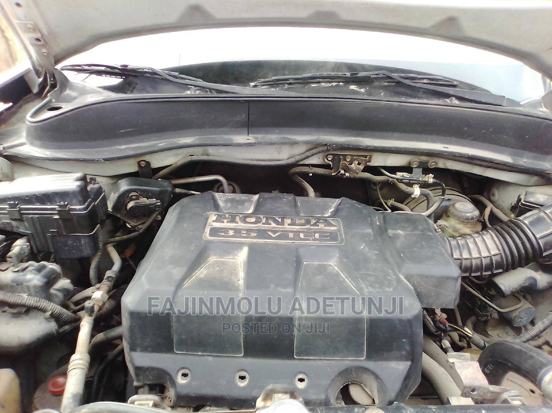 Archive: Honda Ridgeline 2014 White
