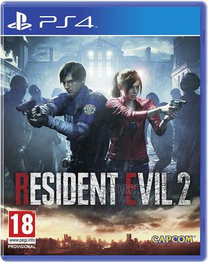 Capcom PS4 RESIDENT EVIL 2 Game | Video Games for sale in Lagos State, Ikeja