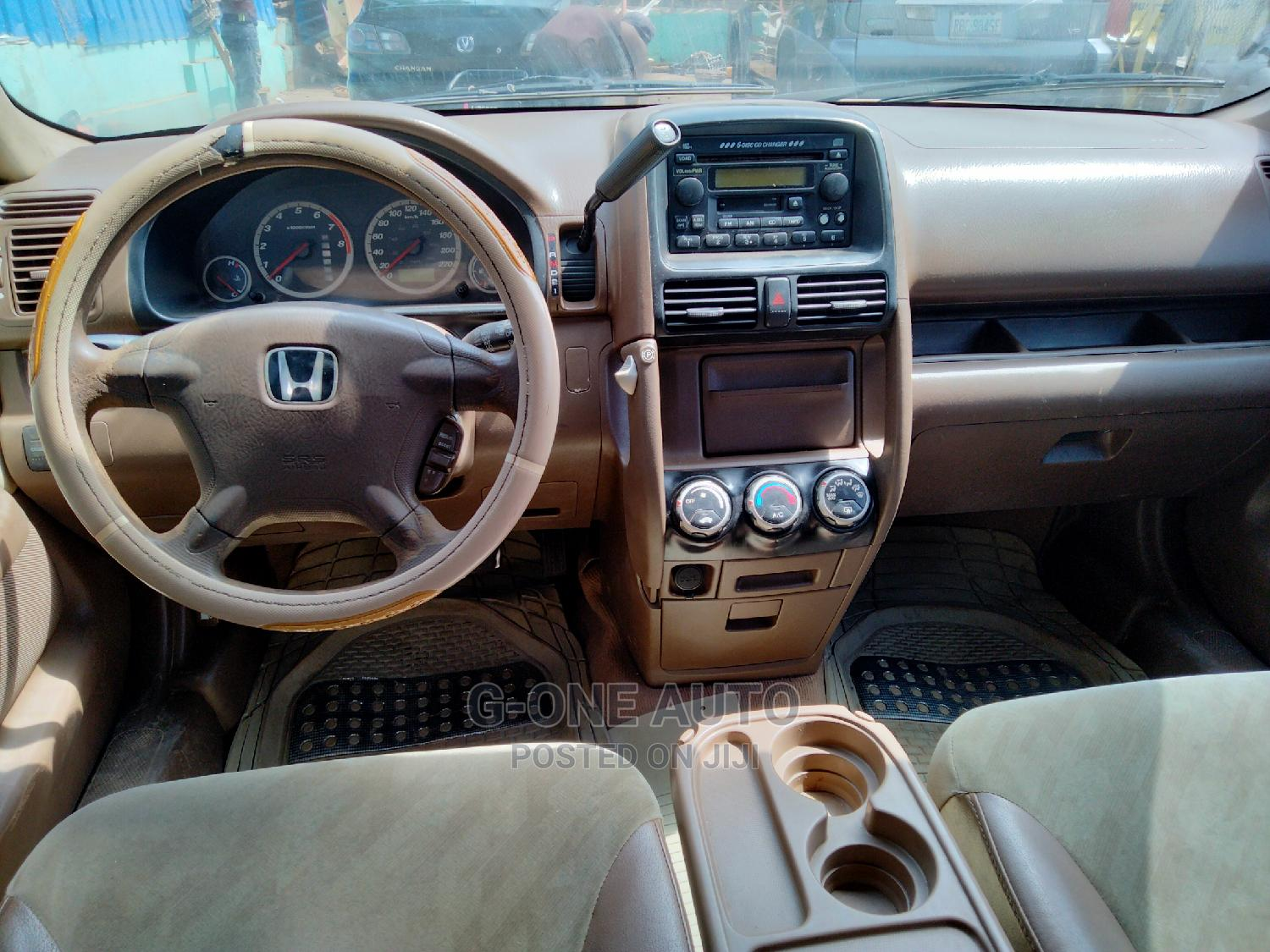 Archive: Honda CR-V 2004 Brown