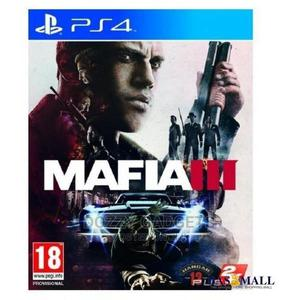 2K Games PS4 Mafia 3 Playstation 4 | Video Games for sale in Lagos State, Ikeja
