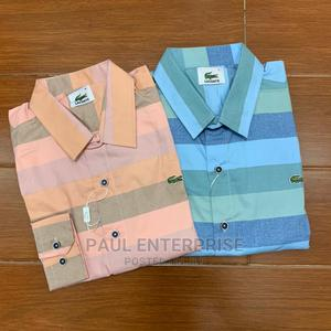 Beautiful High Quality Men'S Classic Designers Turkey Shirt | Clothing for sale in Abuja (FCT) State, Wuse 2