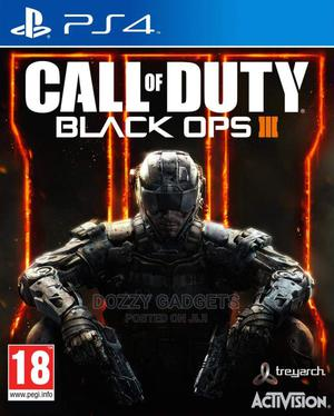 Activision PS4 Call of Duty: Black Ops 3   Video Games for sale in Lagos State, Ikeja