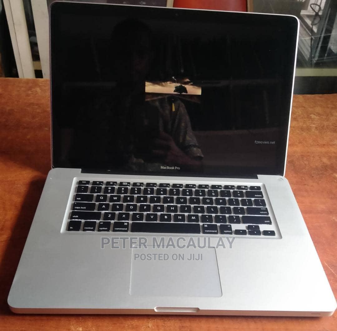 Archive: Laptop Apple MacBook Pro 8GB Intel Core I7 HDD 500GB