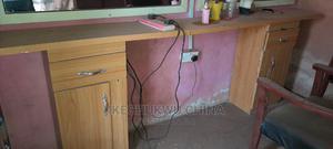 2 Barbing Seats 4 Customers, 3mirrors, Drawers/Cupboard   Furniture for sale in Enugu State, Enugu