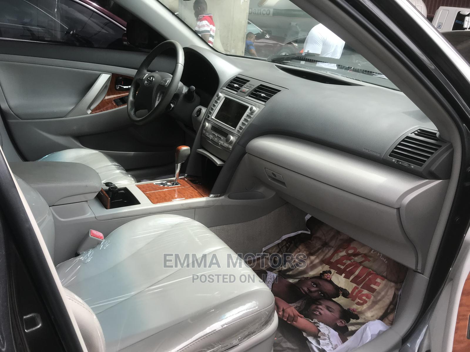 Toyota Camry 2010 Black | Cars for sale in Apapa, Lagos State, Nigeria