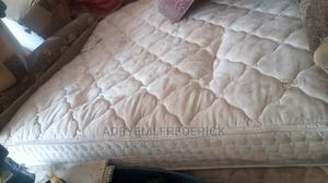 7 by 7 Imported Spring Family Size Bed | Furniture for sale in Lagos State, Ifako-Ijaiye