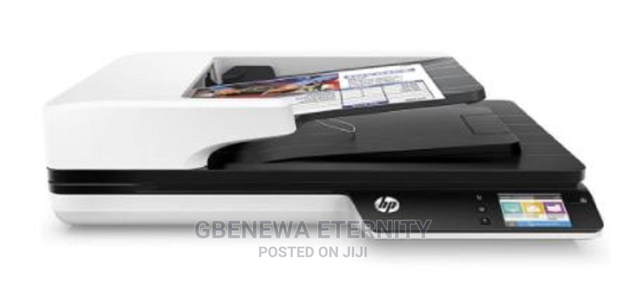 Archive: HP Scanjet PRO 4500 Fn1 Network Scanner