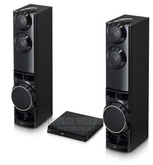 LG Bluetooth 4.2ch Home Theater 1250watts (LHD687GB) 2years   Audio & Music Equipment for sale in Lagos State, Apapa