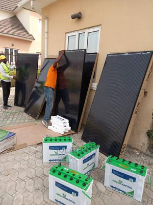 All Black Solar Panels Available   Solar Energy for sale in Abuja (FCT) State, Katampe