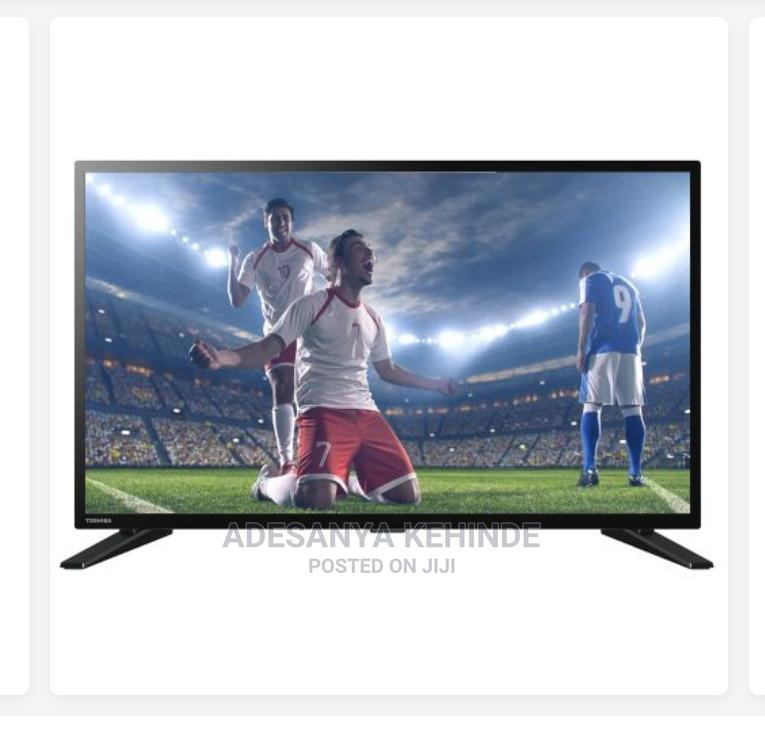 Archive: Toshiba 40 Inch Full HD LED TV With 3 HDMI and 2 USB Input