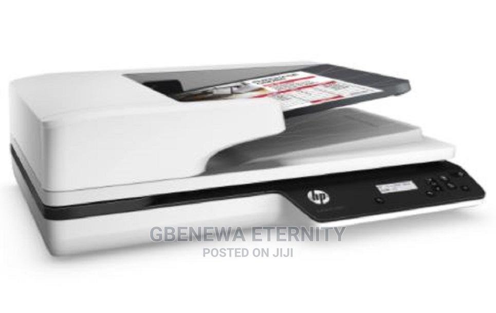 Archive: HP Scanjet PRO 3500 F1 Flatbed Scanner