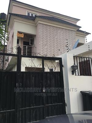 Distress Sale 4bed Semidetached Duplex at Bakare Estate N55M.   Houses & Apartments For Sale for sale in Lekki, Agungi
