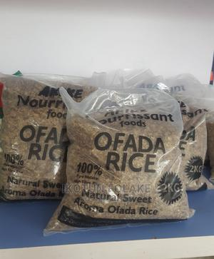 Arike Nourrissant Ofada Rice   Meals & Drinks for sale in Abuja (FCT) State, Gwarinpa