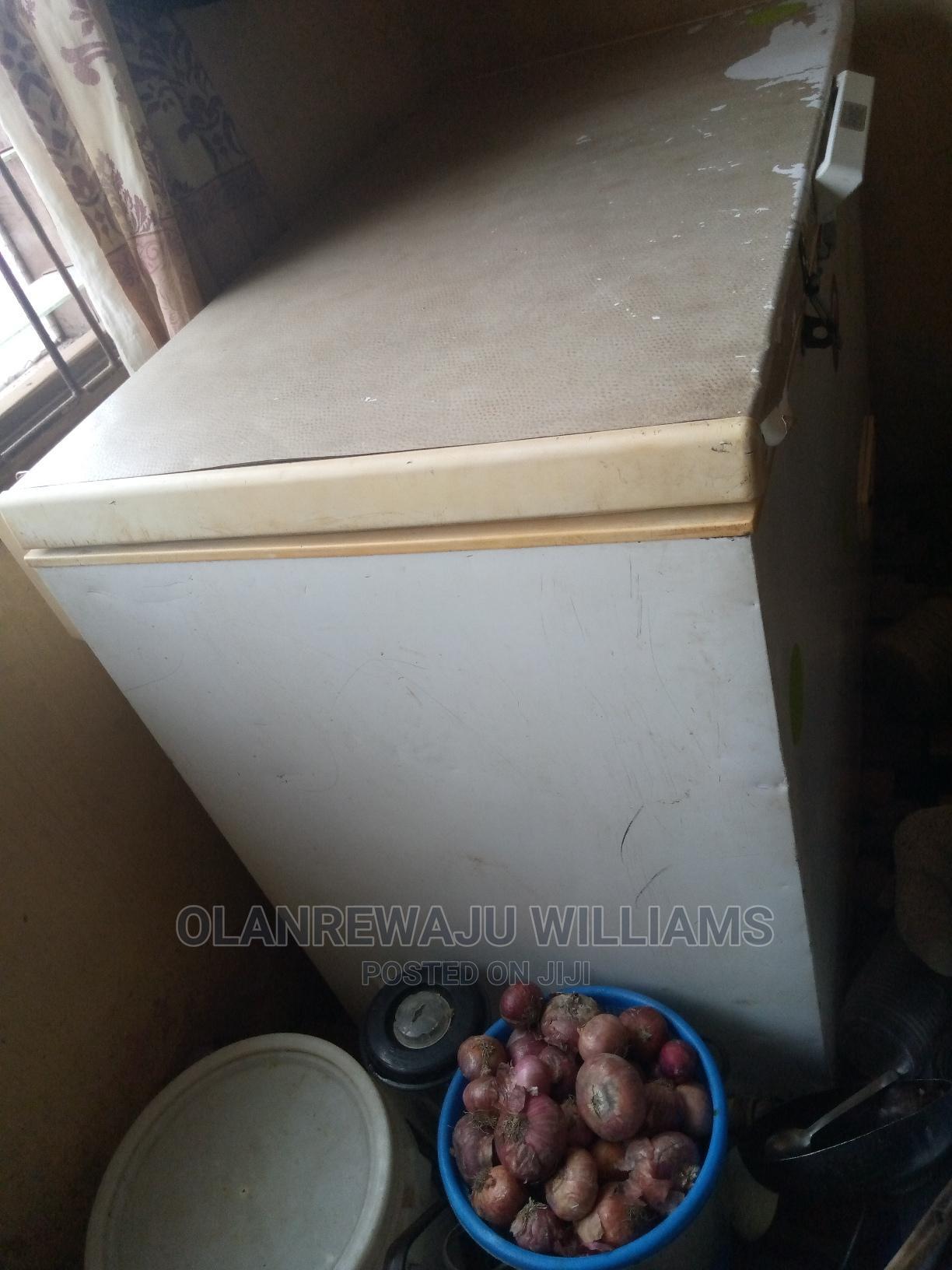 Big Deep Freezer | Kitchen Appliances for sale in Ado-Odo/Ota, Ogun State, Nigeria