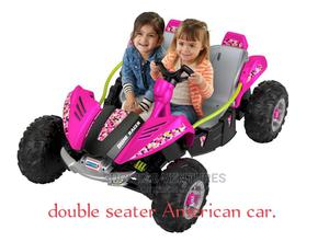 Americans Double Seater Car   Toys for sale in Lagos State, Lagos Island (Eko)