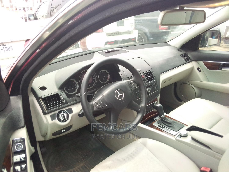 Archive: Mercedes-Benz C350 2010 Gray