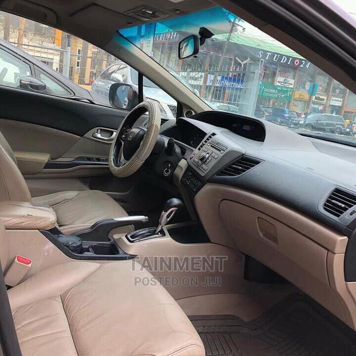 Archive: Honda Civic 2012 1.4 3 Door Automatic Gray