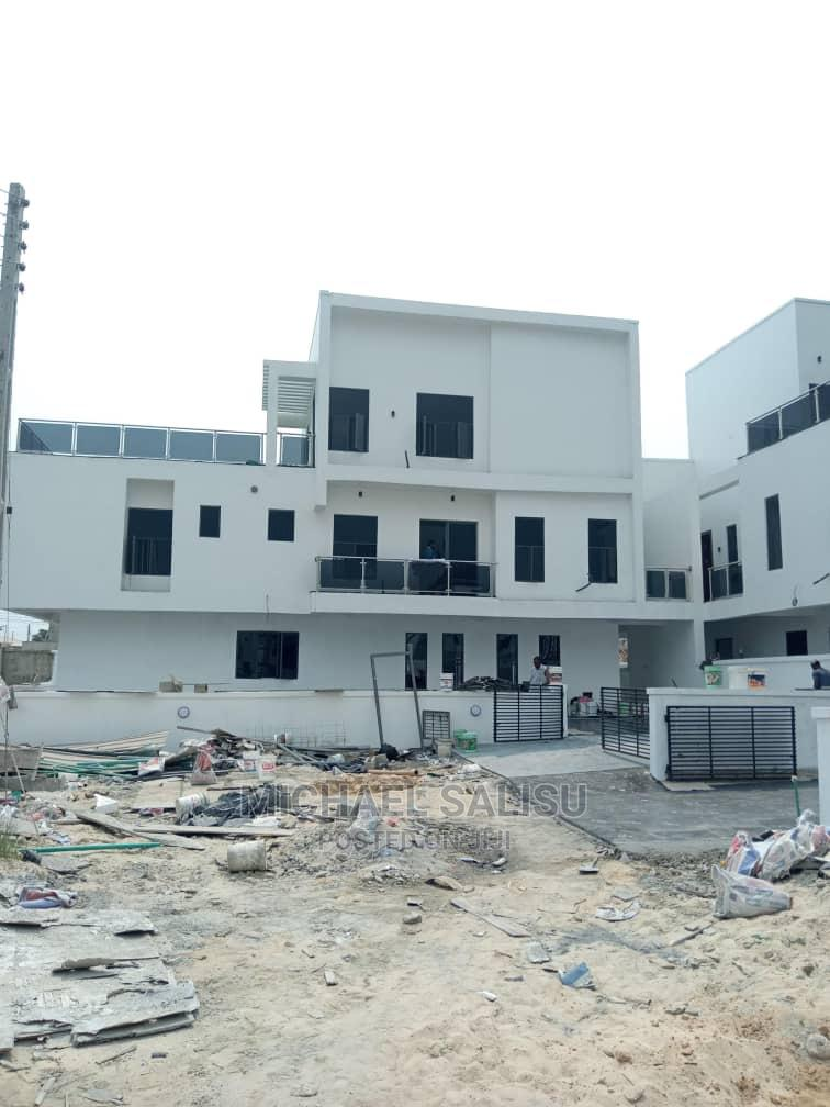 A 5 Bedroom Detached Duplex With Bq At Orchid Road For Sale