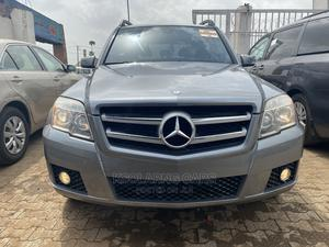 Mercedes-Benz GLK-Class 2011 350 Gray   Cars for sale in Lagos State, Ikeja