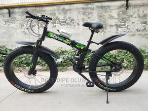 Size 26 Adult Bicycle With Big Tryes | Sports Equipment for sale in Lagos State, Surulere