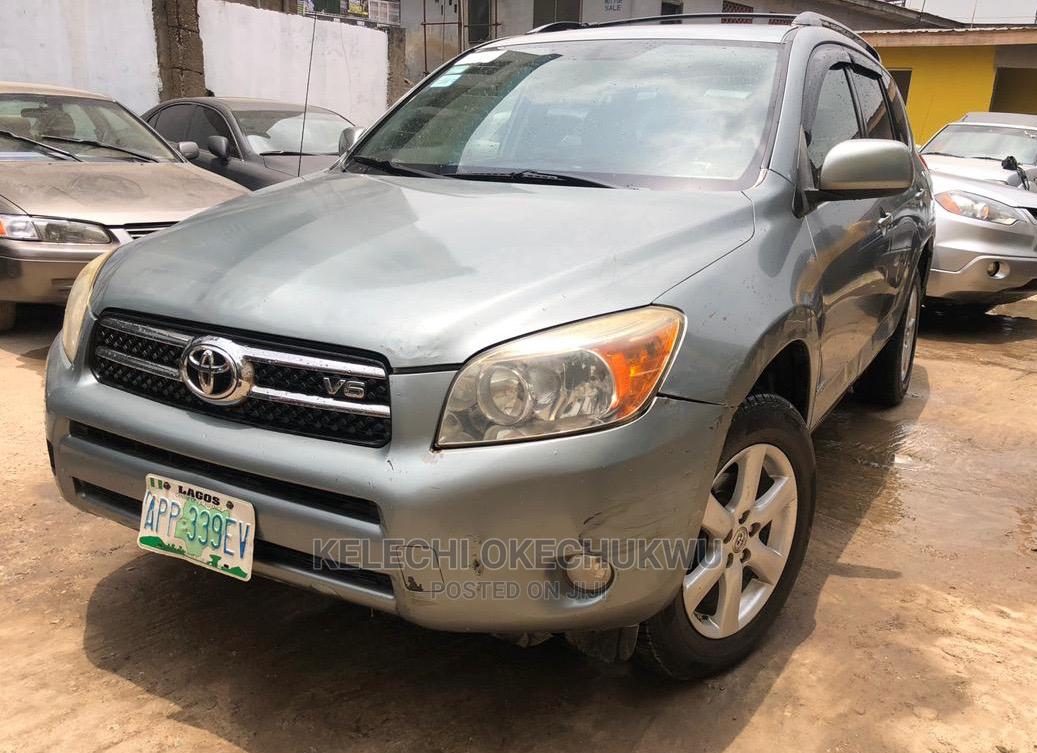 Toyota RAV4 2007 Green | Cars for sale in Ikeja, Lagos State, Nigeria