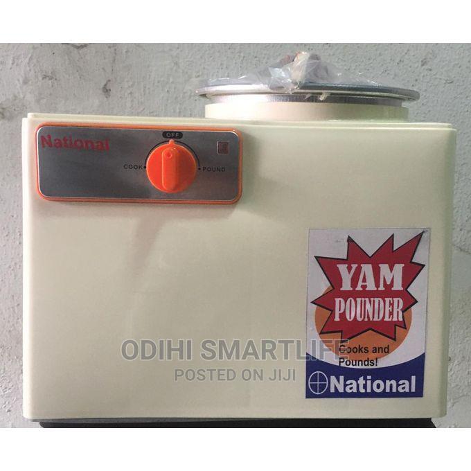 National Yam Pounding Machine for Yam,Fufu,Cocoyam