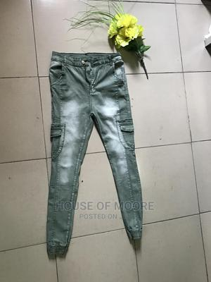 Green Combat Jeans | Clothing for sale in Rivers State, Port-Harcourt