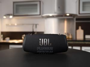 JBL Xtreme 3 - Portable Waterproof Deep Bass Speaker - Black | Audio & Music Equipment for sale in Lagos State, Ikeja