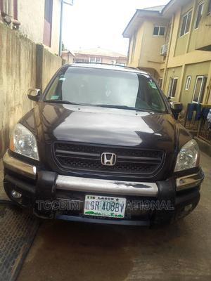 Honda Pilot 2004 Black | Cars for sale in Lagos State, Ipaja