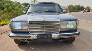 Mercedes-Benz 230E 1983 Blue   Cars for sale in Abuja (FCT) State, Central Business District