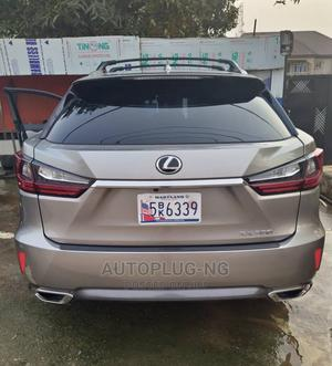 Lexus RX 2019 350 AWD Gold | Cars for sale in Lagos State, Lekki
