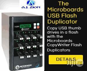 Archive: Microboards USB Flashdrive Memory Card Duplicator