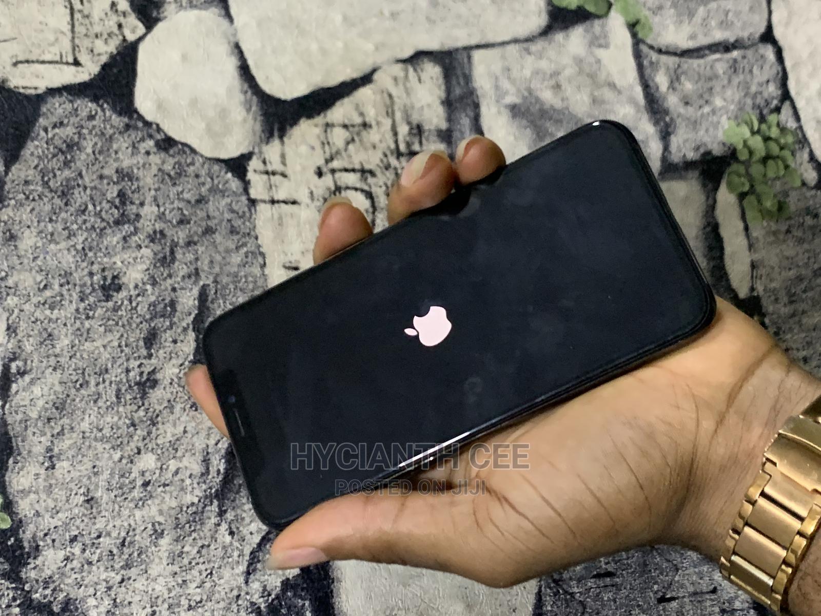 Apple iPhone X 64 GB Black | Mobile Phones for sale in Ikeja, Lagos State, Nigeria