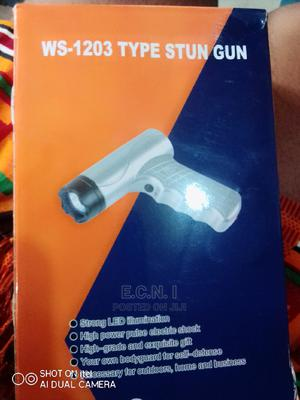 Ws-1203 Type Stun Gun With Pouche | Electrical Hand Tools for sale in Lagos State, Ikeja