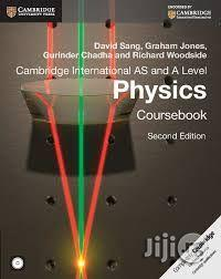 Cambridge International AS And A Level Physics Coursebook With CD-ROM | Books & Games for sale in Lagos State