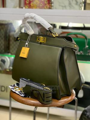 New Original Green Female Handbag | Bags for sale in Lagos State, Isolo